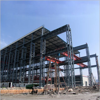 浙江大地钢结构有限公司