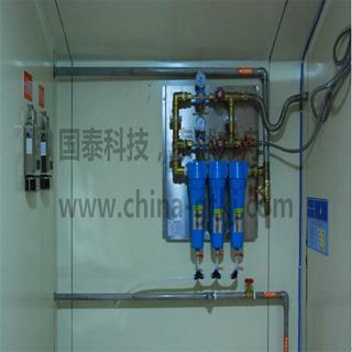 避难硐室氧气供应系统