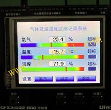 舱内气体参数监测系统