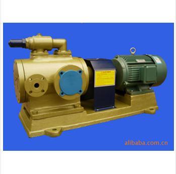供应保温高黏度三螺杆泵(沥青泵) 【专业供应商】
