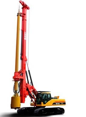 SR系列旋挖钻机