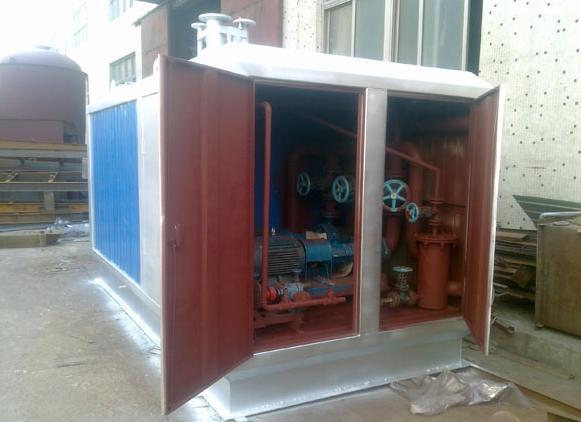 QUG15--240型有机热载体加热锅炉