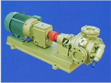 QGB系列高粘度保温泵基本技术参数