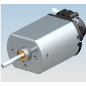 高端电动玩具 遥控模型 小电器等适用FX-150 有刷直流电机(图)
