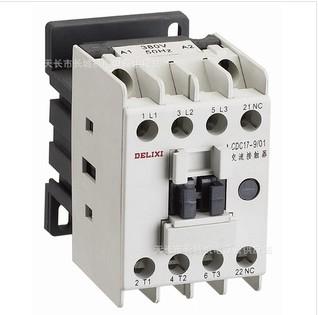 德力西cdc17-k 系列交流接触器