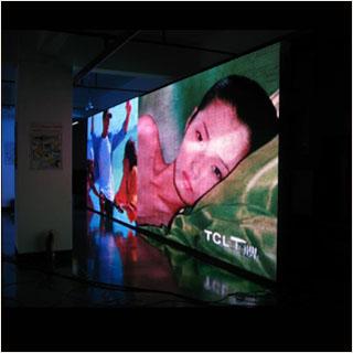 室内led显示屏高清图片