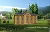园林型环保厕所Y02