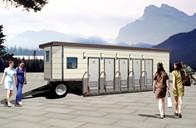 车载式环保厕所C02