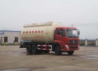 天龙6×4散装水泥运输车