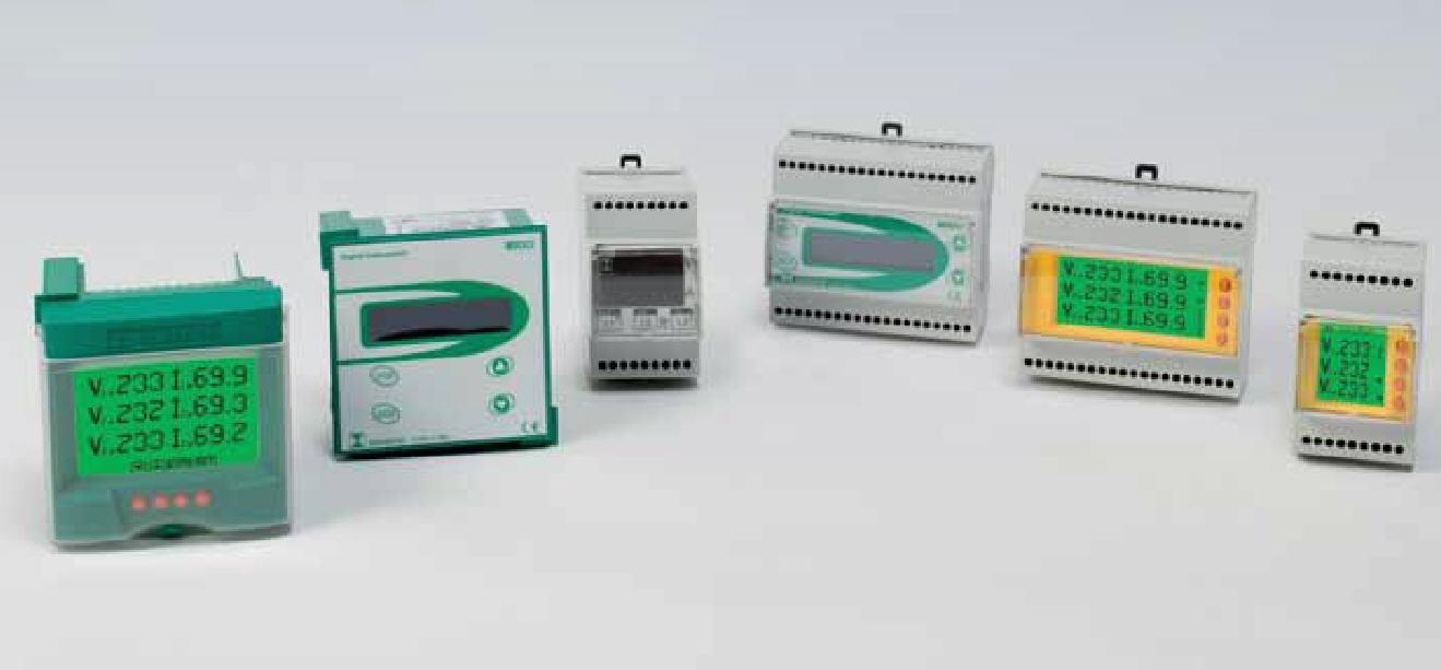 深圳倍拓代理意大利DOSSENA数字多功能表和网络分析仪