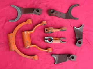 钻机配件系列