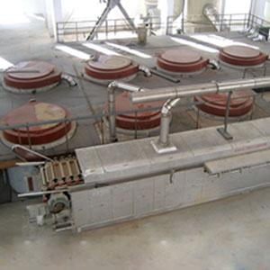 粗镁精练生产线