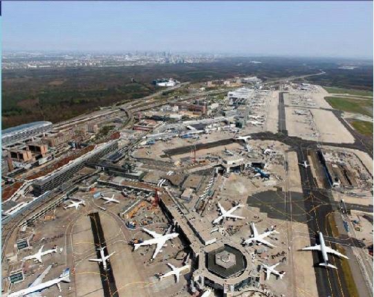 德国法兰克福机场