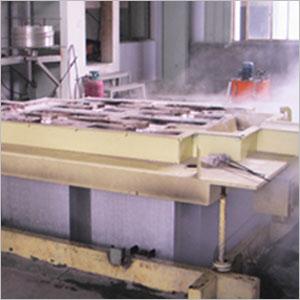 铝合金方锭铸造机