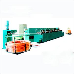 铜杆二辊连续冷札机组系列