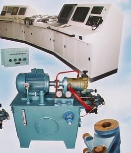 供应内河非急流行段全电控拨叉式液压舵机