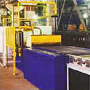 网带式铜管(棒)连续退火炉生产线