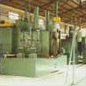 HF310计算机控制密封箱式多用炉自动生产线