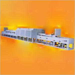 RCWE网带式连续钎焊炉