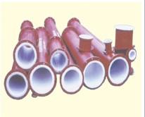 钢衬型(FPO、PO、PE)复合管道、罐