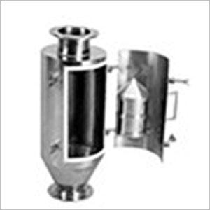 RCYA-3系列管道式永磁除铁器