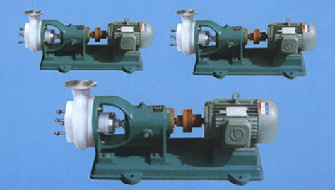 FF、FSB型耐酸泵