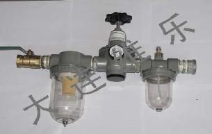 气控柜用三联件