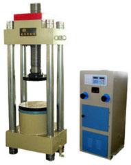 TYA-5000型电液式压力试验机(螺杆电动升降)