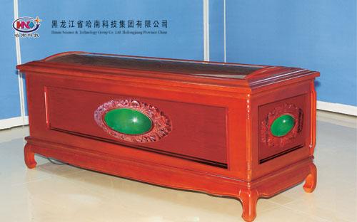 豪华实木冷藏棺(六型)