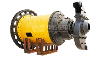 MBY(G)系列溢流型棒磨机
