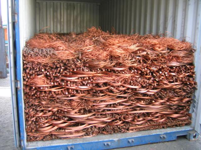 佛山废铜回收热线: