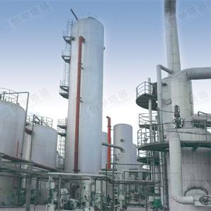 化肥领域—半水煤气脱硫塔