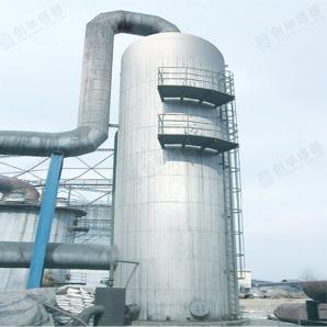 化肥领域—半水煤气洗涤塔