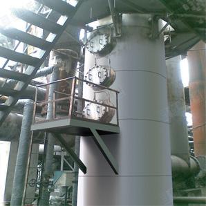 化肥领域—窑气洗涤塔