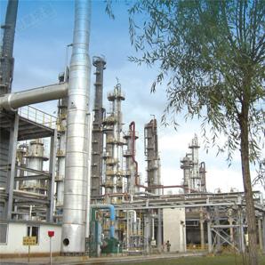 煤气净化领域—低温甲醇洗装置