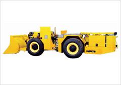 2m³地下电动铲运机