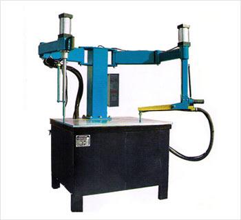 平台式无痕机箱专用焊机点焊机DN-100