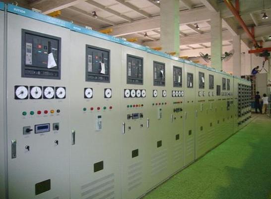 石油钻机电驱动控制系统