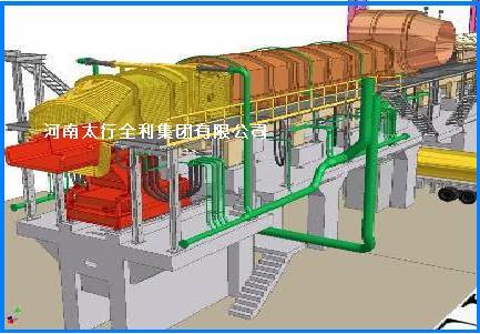电炉连续加料连续炼钢装备短流程生产线