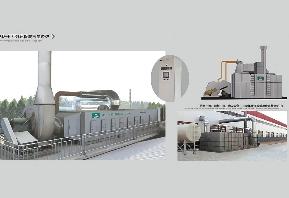 KD-F系列环保废弃焚烧炉