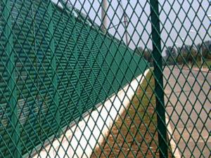 涂塑钢板网