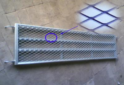 脚手架用钢板网