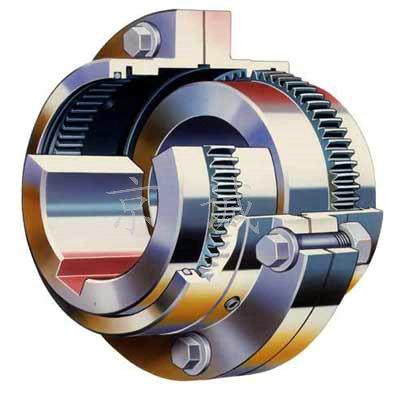 CL,CLZ齿轮联轴器,齿式联轴器