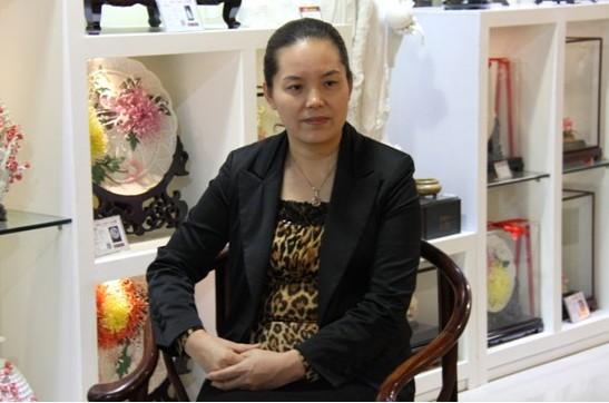德化瓷的北京之旅——专访鲁闽怡家总经理朱芳芳