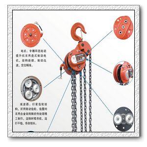 DHY型环链电动葫芦DHP型环链电动葫芦爬架专用提升机