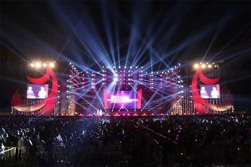 2016年全国近期群星演唱会排期 天王天后齐聚
