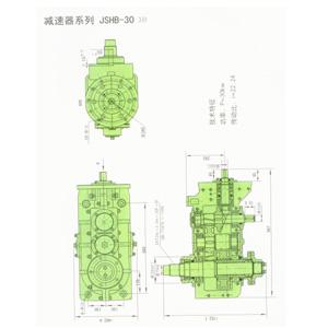 减速器系列 JSHB-30
