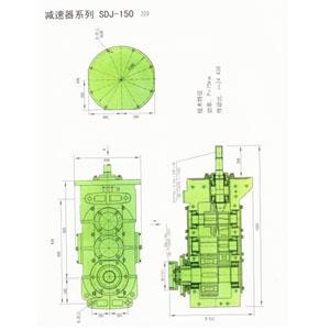 减速器系列 SDJ-150