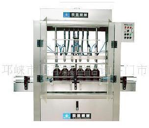 供应食用油 饮料 酒水 花生奶 液体灌装机