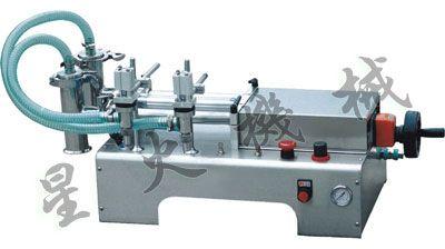 哈尔滨灌装机/双头液体灌装机